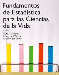 Fundamentos de Estadistica para las Ciencias de la Vida
