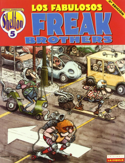 Obras Shelton, 5.Freak Brothers