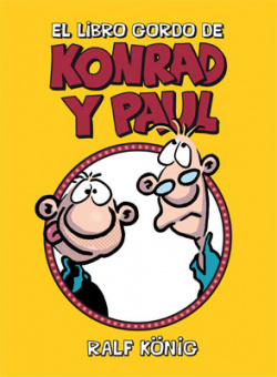 Libro gordo Konrad y Paul