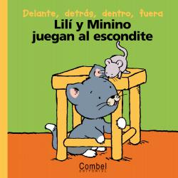 Lilí y Minino juegan al escondite