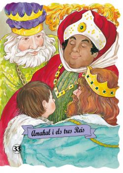 Amahal i els tres Reis