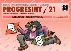 Progresint 21 atención y observación