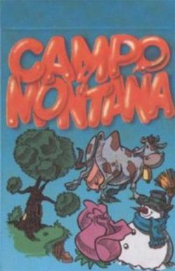 CAMPO Y MONTAÑA-VOCABULARIO BASICO