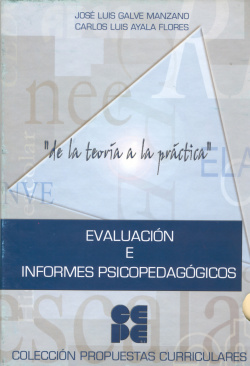 EVALUACION E INF.PSICOP+CD/ESTUCHE