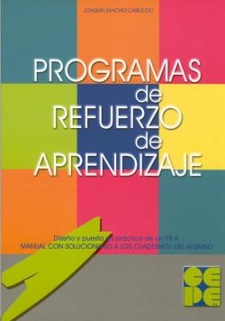 PROGRAMAS REFUERZO APREND-MANUAL