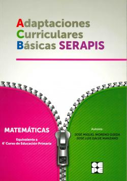 MATEMATICAS 6 EP ADAPTACIONES CURRICULARES BASICAS SERAPIS