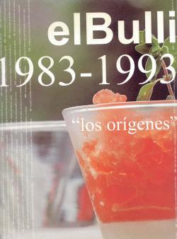 El Bulli I (1983-1993)