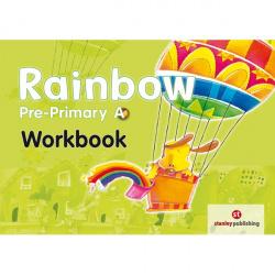 Rainbow preschool a workbook
