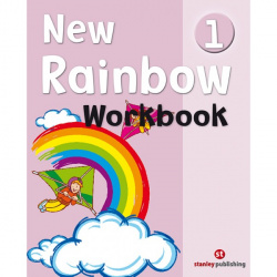 New rainbow 1. Workbook