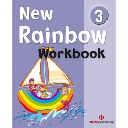 New rainbow 3. Workbook