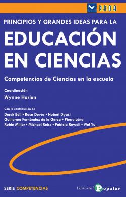 PRINCIPIOS Y GRANDES IDEAS PARA LA EDUCACION EN CIENCIAS