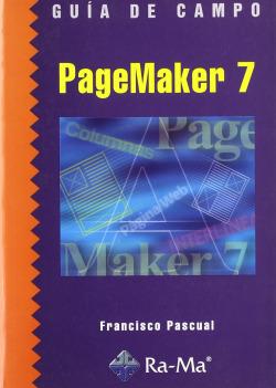 PAGEMAKER 7.(GUIA DE CAMPO)