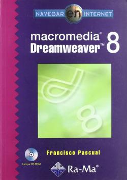 MACR.DREAMWEAVER 8 (+CD).(NAVEGAR INTERNET)