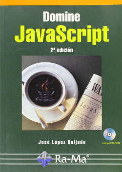DOMINE JAVASCRIPT (2ª EDICION) (+CD)