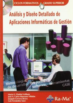 (GS).ANALISIS Y DISE?O APL.INFORMATICAS GESTION.(+CD)
