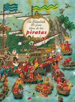 Mi gran libro de los piratas