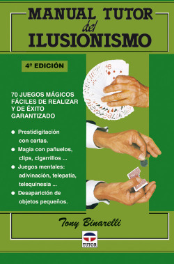 Manual tutor del ilusionismo