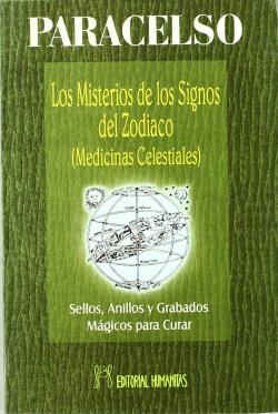 Los misterios de signos del zodiaco