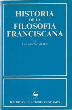 Historia de la filosofía franciscana