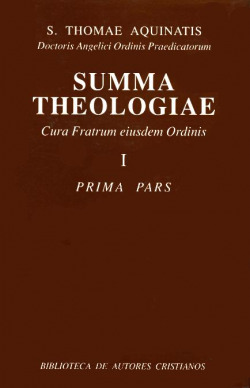 Summa Theologiae.I: Prima pars