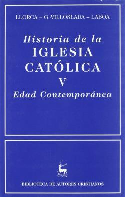 Historia de la Iglesia católica.V: Edad Contemporánea