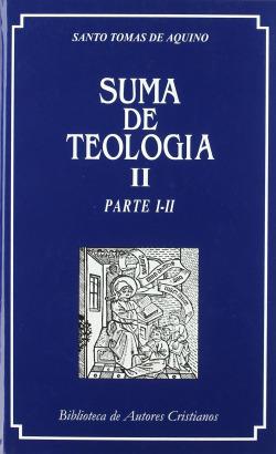 Suma de teología.II: Parte I-II