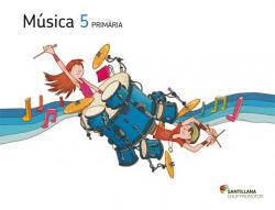 (CAT).(12).MUSICA 5E.PRIM.(+CD) (ELS CAMINS)