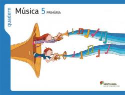 (CAT).(12).QUAD.MUSICA 5E.PRIM.(ELS CAMINS)