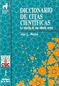 Diccionario De Citas Cientificas