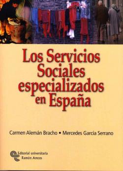 Los servicios sociales especializados en España