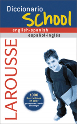 Diccionario School english-spanish / espa�ol-ingl�s