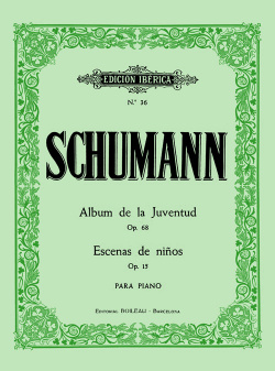 Album juventud op.68./escenas niños op.15