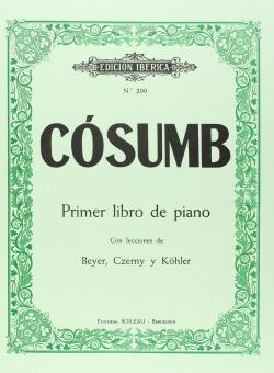 Primer libro de piano