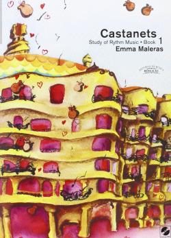 CASTANETES. Study of the rythm music.vol.1 (+CD)