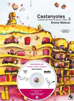 CASTANYOLES 3- L'estudi del ritme musical (+CD)