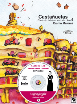 CASTAÑUELAS 4- El estudio del ritmo musical (+CD)