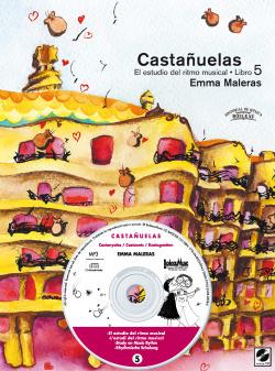 CASTANYOLES 5- L'estudi del ritme musical (+CD)