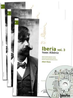 Iberia I, II, III (3 vols.(+CD))