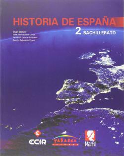 historia España 2º bachillerato 2016