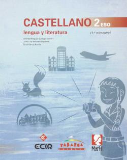 lengua literatura 2º eso proyecto nova trimestral 2016