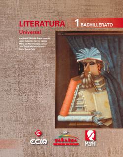 Literatura universal 1ºbachillerato
