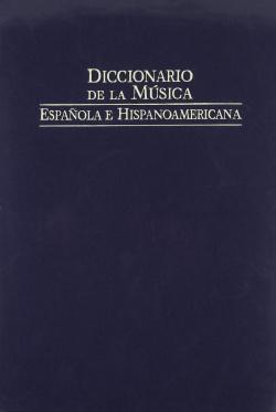 Diccionario de la Música Española e Hispanoaméricana