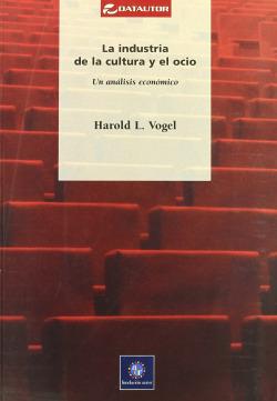 Industria de la cultura y el ocio.análisis económico