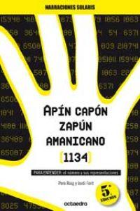 APIN CAPON ZAPUN AMANICANO.(1134).(NARRACIONES SOLARIS)