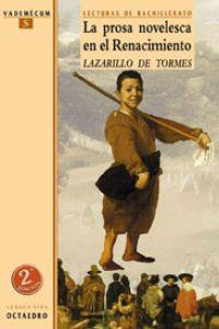 LAZARILLO DE TORMES (VADEMECUM 5).LECTURAS BACHILLERATO