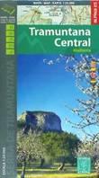 TRAMUNTANA CENTRAL 1:25.000 MALLORCA -ALPINA