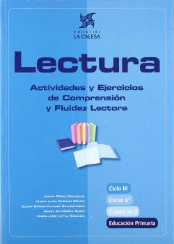 (07).ACTIVIDADES LECTURAS 2.(6º.PRIM) COMPRENSION FLUIDEZ