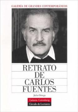 Retrato de Carlos Fuentes