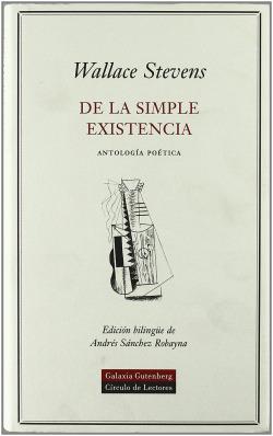 De la simple existencia