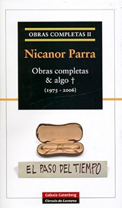 Obras completas & ALGO + : 1975-2006